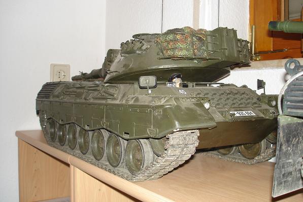bergeleo 2 ma stab 1 10 rc panzer. Black Bedroom Furniture Sets. Home Design Ideas