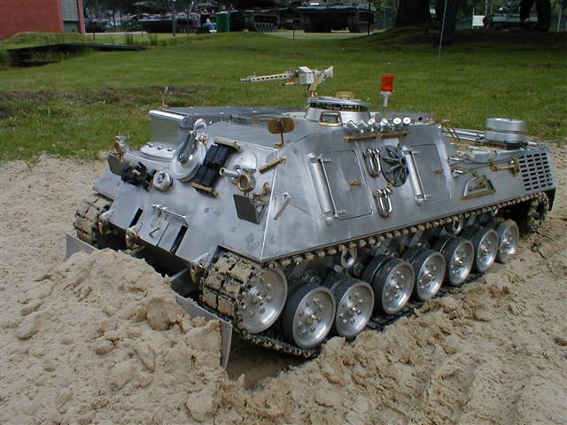 panzer selber bauen
