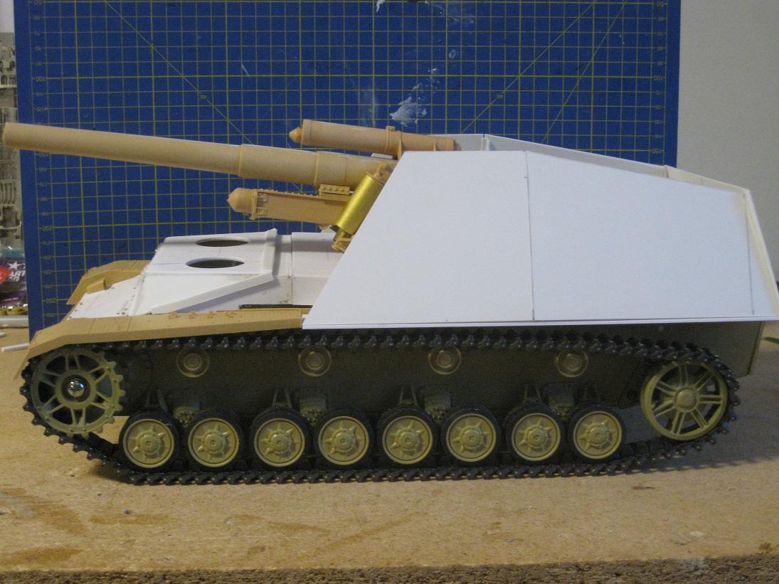 oficjalny sklep wylot informacje dla PZH Hummel 1:16 -- RC-Panzer